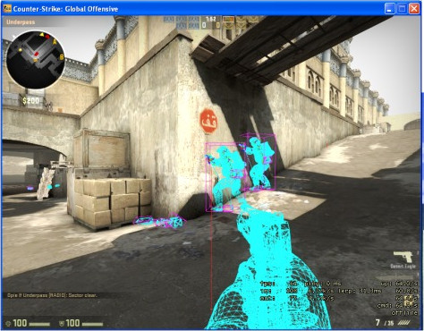 Counter-Strike: Global Offensive Multihack v0.2